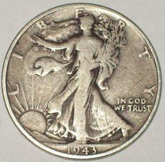 Silver Half Dollar. When coins were real money!