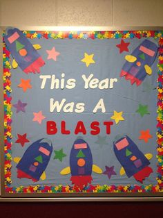 classroom door decorations for end of the year - Google Search