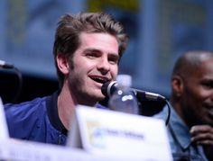 Comic-Con Photos 2013: Day 2, Andrew Garfield.