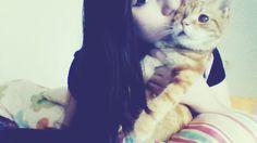 My kitty.