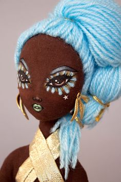 Disco Daisy - Pidgin Pose Doll