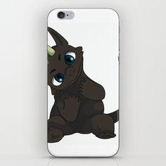 Chibi Dragon iPhone Skin by noreliablack Iphone Skins, Ipod, Chibi, Dragon, Phone Cases, Ipods, Dragons, Phone Case