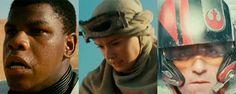'Star Wars: Episodio VIII' retrasa su rodaje hasta febrero para darles más peso a Rey, Finn y Poe - Noticias de cine - SensaCine.com