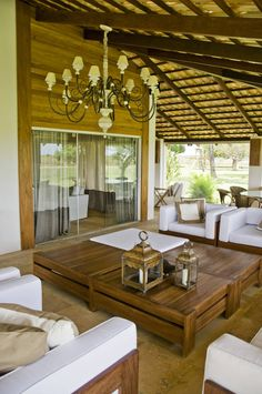 Navegue por fotos de Terraços Campestre: CASA NA FAZENDA - RIO GRANDE DO NORTE. Veja fotos com as melhores ideias e inspirações para criar uma casa perfeita.