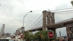 This is a Brooklyn Bridge