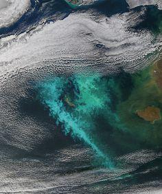 The Turbulent Bering Sea [detail] | NASA Goddard Space Flight Center