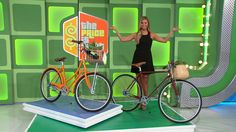 Designed For The Everyday Rider, These Handcrafted Bikes Each Feature A Light Steel Frame and Shimano Gears. Includes One 7-Speed Bicycle With A Leather Saddle, And One 3-Speed Model. From Brilliant Bicycles. #Bicycles #PriceIsRight #PrizeOfTheWeek