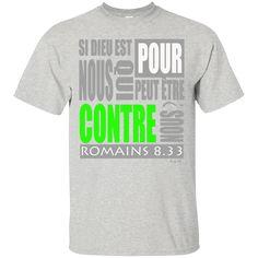 SI DIEU EST POUR NOUS! Ultra Cotton T-Shirt