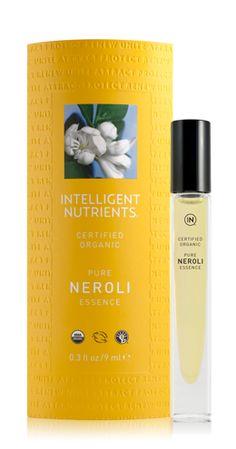 Certified Organic Pure Neroli Essence - Intelligent Nutrients