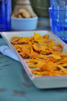 Dried Mango Recipe!