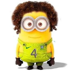 Our number 4 - now that's a Minion