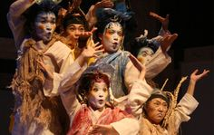 El sueño de una noche de verano (Una mirada al mundo). Yohangza Theatre Company. CDN
