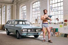 Opel - Unterkleidung