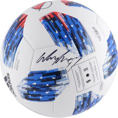aafcacfe122 Autographed Wayne Rooney D.C. United Ball Fanatics Authentic COA  Item 8828660  Futbol  Soccer