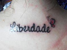 Primeira tatoo!