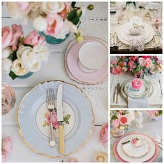 Shabby Chic Vintage Decor