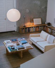 Interior Exterior, Home Interior Design, Interior Architecture, Home Living Room, Living Spaces, Interior Inspiration, Room Decor, House Design, Decoration
