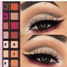 Se det här fotot av @makeup.up.and.away på Instagram • 250 gilla-markeringar