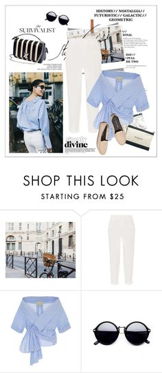 """""""Old and new"""" by amaryllis ❤ liked on Polyvore featuring Alice + Olivia and Johanna Ortiz"""