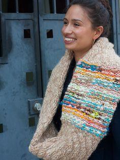 Ravelry: Adorned pattern by Heather Walpole