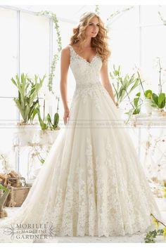 Mori Lee Wedding Dresses Style 2821