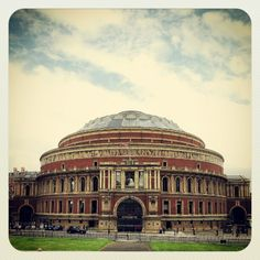 We love this photo - the Orchestra will be there in 2 days! #RoyalAlbertHall #London #InstagramYourCity - @Frank Burder Da Silva- #webstagram