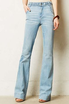 2013567d8bf Anthropologie - Pilcro Superscript High-Rise Flare Jeans Fashion Books