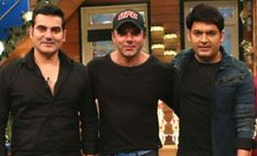Now Arbaaz Khan came in support of Kapil Sharma on his tweet for BMC corruption