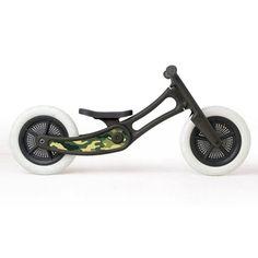 Wishbone Bike Recycled Edition Camo 2 in 1
