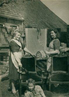 Voorjaarsschoonmaak, 1949.