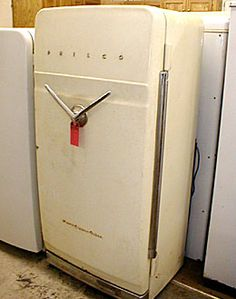 1953 Philco Refrigerator I Hate To Admit Remember Refrigerators Like This