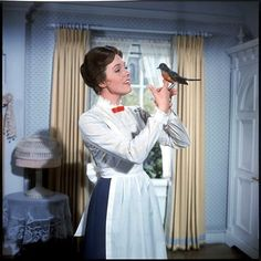mary poppins -- practically perfect in every way. (side note: i used to give my little siblings kool-aid on a spoon and act like it was medicine.)