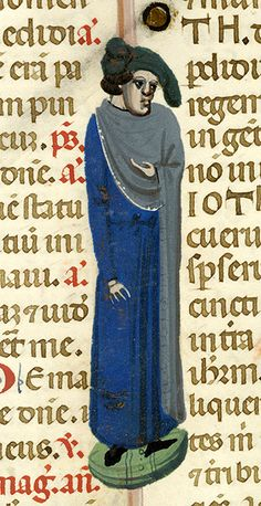 Breviary, MS M.0373 fol. 167v - Images from Medieval and Renaissance Manuscripts - The Morgan Library & Museum