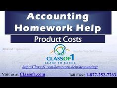 Score high marks with best cost accounting homework help from experts