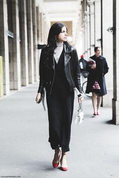 Paris_Fashion_Week-Fall_Winter_2015-Street_Style-PFW-Leandra_Medine_Manrepeller-Biker-1