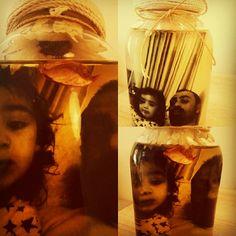 Φωτογραφία σε βάζο - jar picture