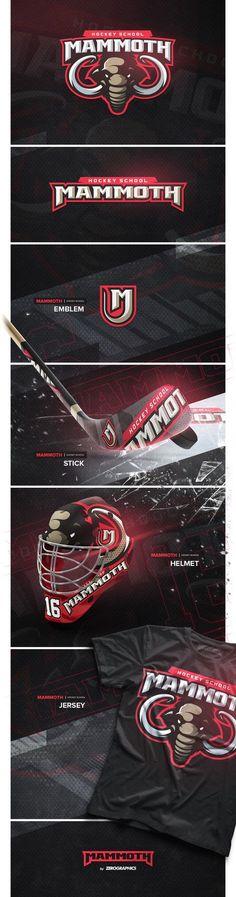 24 ideas for sport logo inspiration texts 2 Logo, Typography Logo, Logo Branding, Branding Design, Dek Hockey, Inspiration Logo Design, Gfx Design, Design Concepts, American Logo