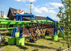 Energylandia w Zatorze to największy par rozrywki w Polsce Roller Coaster, Park, Roller Coasters, Parks