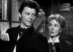 Gerard Philipe and Danielle Darrieux
