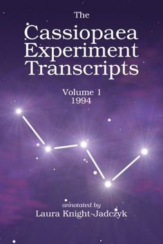 The Cassiopaea Experiment Transcripts 1994: Volume 1 by Laura Knight-Jadczyk http://www.amazon.co.uk/dp/1897244991/ref=cm_sw_r_pi_dp_BUV6wb0TMDWCC