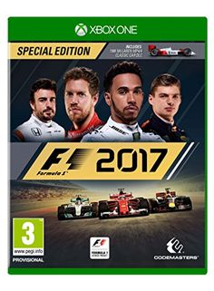 Buy a used 2017 Standard Edition Xbox One Game. ✅Compare prices by UK Leading retailers that sells ⭐Used 2017 Standard Edition Xbox One Game for cheap prices. Jeux Xbox One, Xbox 1, Playstation 5, Xbox One Video Games, Xbox 360 Games, Formula 1 2017, Van Mercedes, Game Tester Jobs, Retail Websites