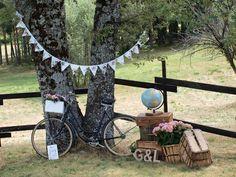 bienvenidas para bodas con bicicleta - Buscar con Google