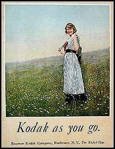 Kodak as you go.