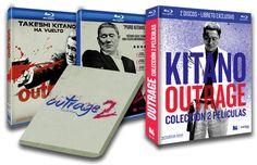 Edición especial de  'Outrage2' de  Takeshi Kitano  a partir del 22 de Abril