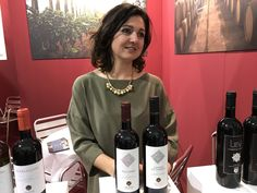 L' Azienda Giovanni Chiappini e il restyling delle etichette dei due vini più rappresentativi. Il Rombo trait d'union tra passato e futuro.