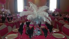 Decorate by design event planner Casper Wyoming 1920's old Hollywood themed wedding