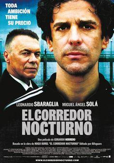 """#Cine #Movies filmed in Buenos Aires: """"El corredor nocturno"""""""