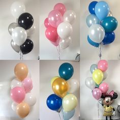 """Our """"Just Smile"""" designer bouquet - in 6 different equally delightful colour combinations"""