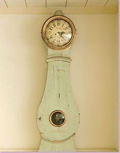 antique Swedish Moro Clock
