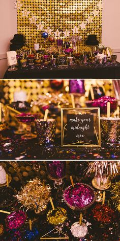 Sparkling Ideas For A New Year\'s Eve Wedding | Romantic, Wedding and ...